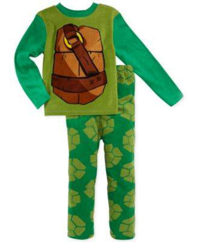 Teengage Mutant Ninja Turtles 2 Piece PJ Set Boys