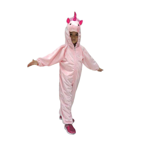 Totally Ghoul Pink Unicorn Child Halloween Costume