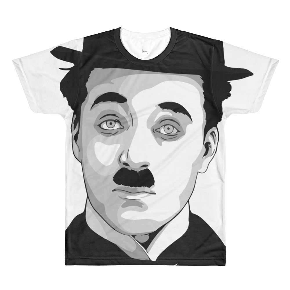 THE CHARLIE CHAPLIN T-SHIRT (LIMITED EDITION)