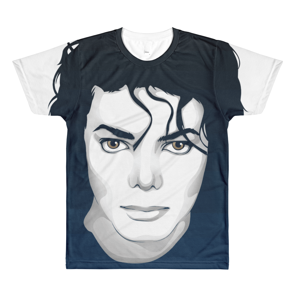 The Michael Jackson T-Shirt (Limited Edition)