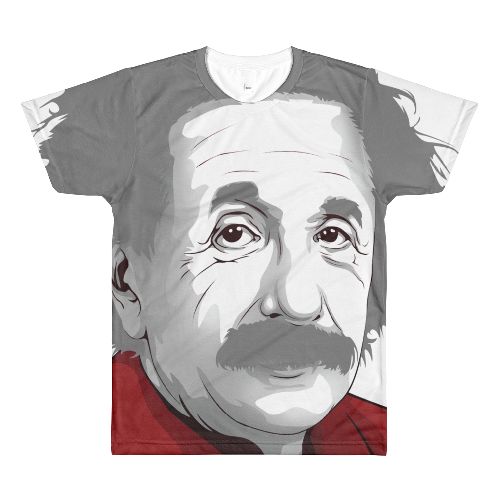 THE ALBERT EINSTEIN T-SHIRT (LIMITED EDITION)