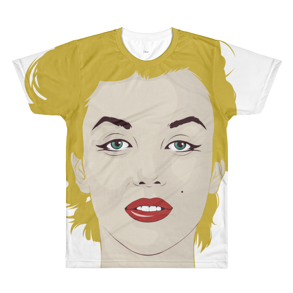 The Marilyn Monroe T-Shirt (Limited Edition)