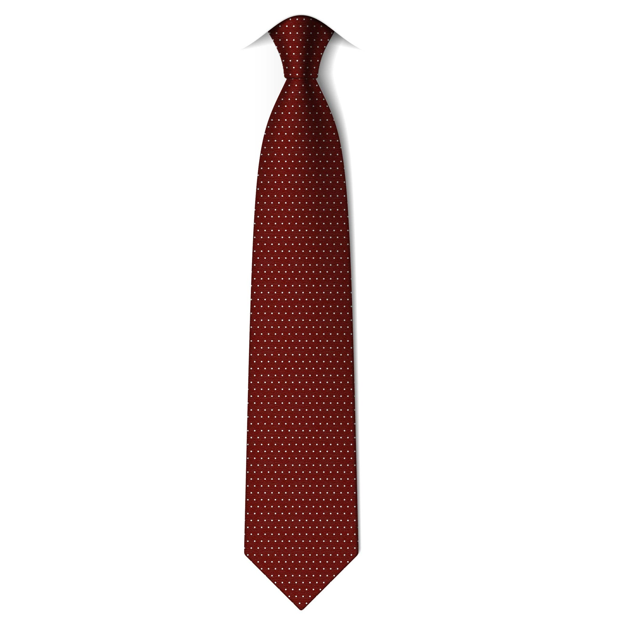100% Pure Silk Luxury Tie for Men