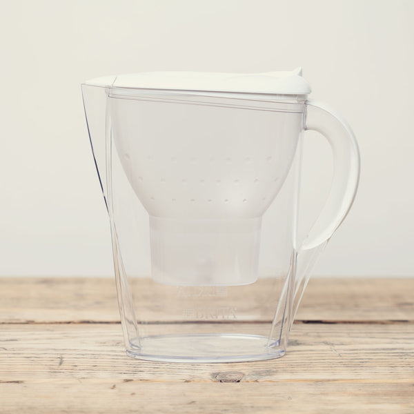 BRITA Marella Cool White Water Jug