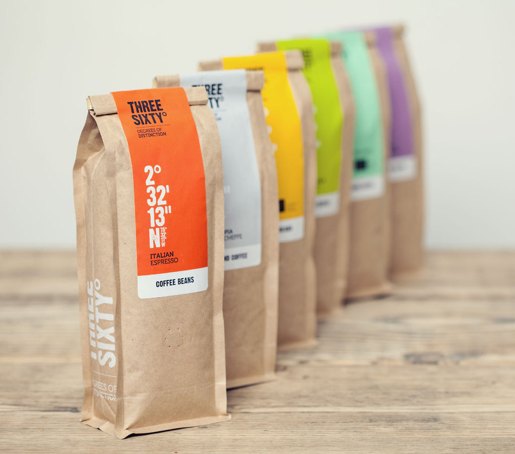 ThreeSixty˚ Coffee Bundle
