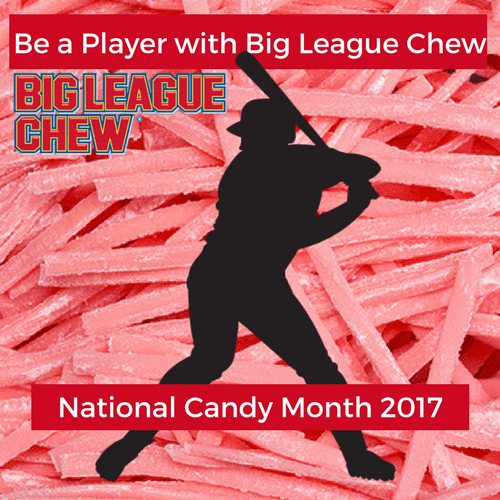 Big league Chew Bubble Gum-Candy District