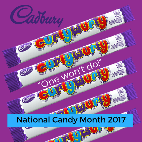 One Curly Wurly Will Not Do