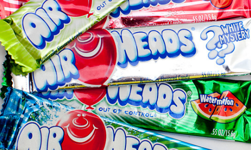 Airheads Candy-Top 10 Retro Candies from the 1980's-Candy District
