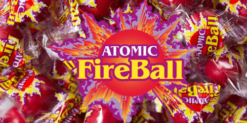 Atomic Fireball Retro Candy