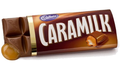 Cadbury Caramilk Bars-Top 10 Retro Candies from the 1960's