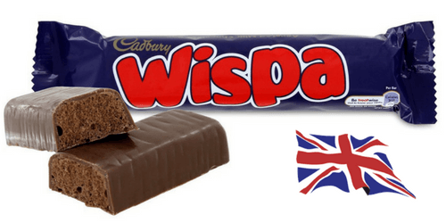 Cadbury Wispa British Chocolate Bars-British Candy