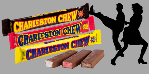 Charleston Chew Candy Bars-National Candy Month-CandyDistrict.com