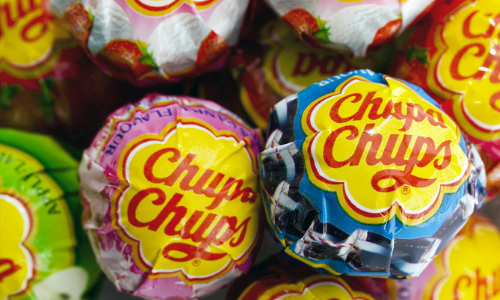 Chupa Chups Lollipops-Top 10 Candies from the 1950's