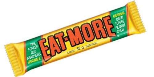 Eat-More Canadian Candy Bar