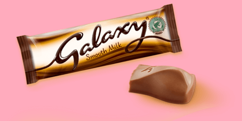 Galaxy Smooth Milk Chocolate Bar-British Candy