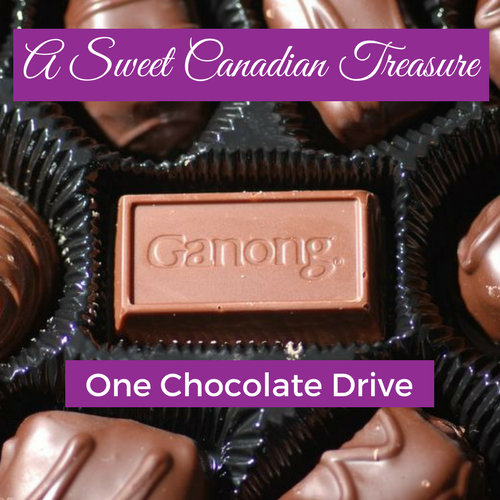 Ganong A Sweet Canadian Treasure-CandyBlog by Candy Queen