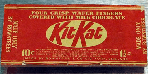 Kit Kat Old Fashioned Candy
