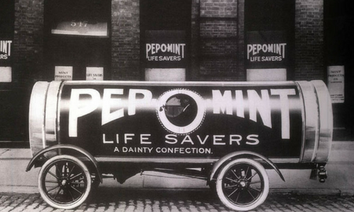 Life Savers Pep-O-Mint Cndy