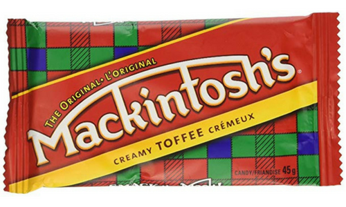Mackintosh Toffee-Top 10 Canadian Candies
