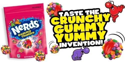 Nerds Gummy Clusters Top 12 Candies from 2020 Candy District