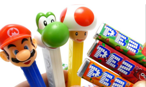 PEZ Candy-Top 10 Candies of the 1920's