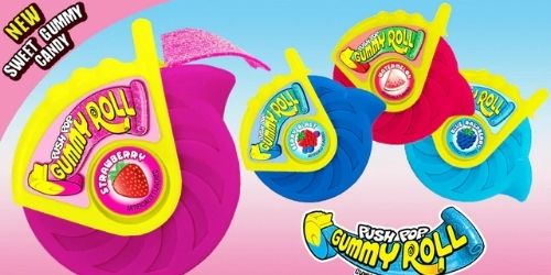 Push Pop Gummy Roll Top 12 New Candies from 2020 Candy District