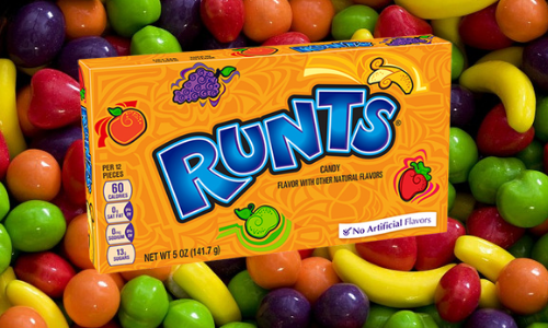 Runts Candy-Top 10-Retro Candies from the 1980's-Candy District