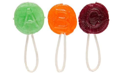 Saf-T-Pops Lollipops-Top 10 Candies from the 1940's