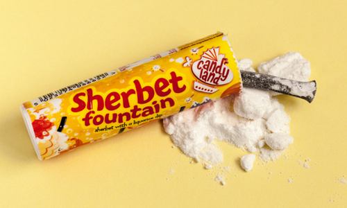 Sherbet Fountain-Top 10 Candies of the 1920's