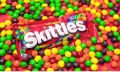 Skittles Candy-Top 10 Retro Candies from the 1980's-Candy District