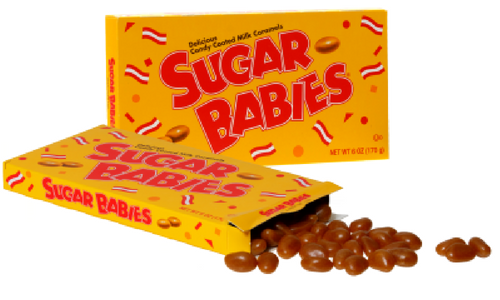 Sugar Babies Old Fashioned Candy-Top 10 Candies from the 1930's