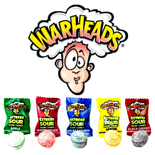 Top 10 Retro Candies from the 1990s-Warheads Sour Candy