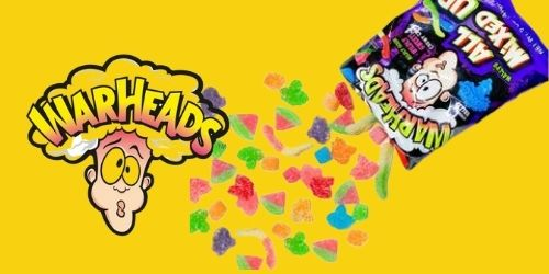 Warheads All Mixed Up Sour Candy Top 12 New Candies from 2020 Candy District