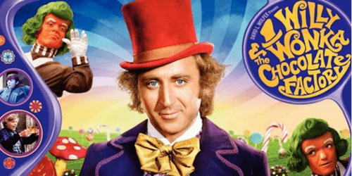 Willy Wonka and the Chocolate Factory-Sweetest Story Ever Told