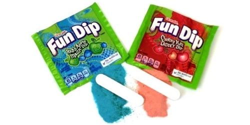 Wonka Fun Dip Top 12 Valentine's Day Candies