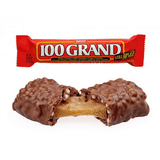 100 Grand American Chocolate Bars-Retro Candy
