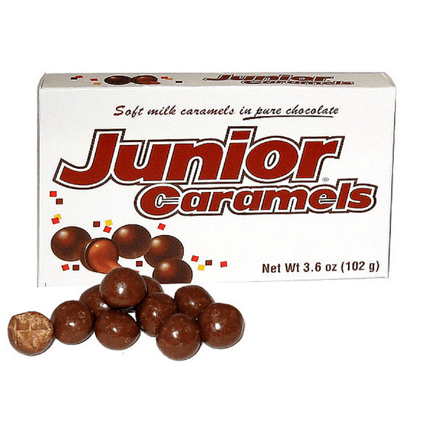 Junior Caramels Theatre Pack-Retro Candy-Candy Canada