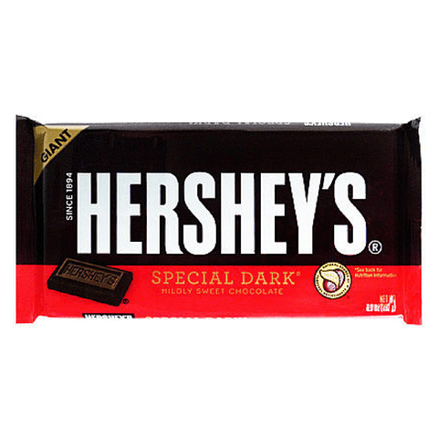 Hershey's Special Dark Chocolate Giant Bar 192g