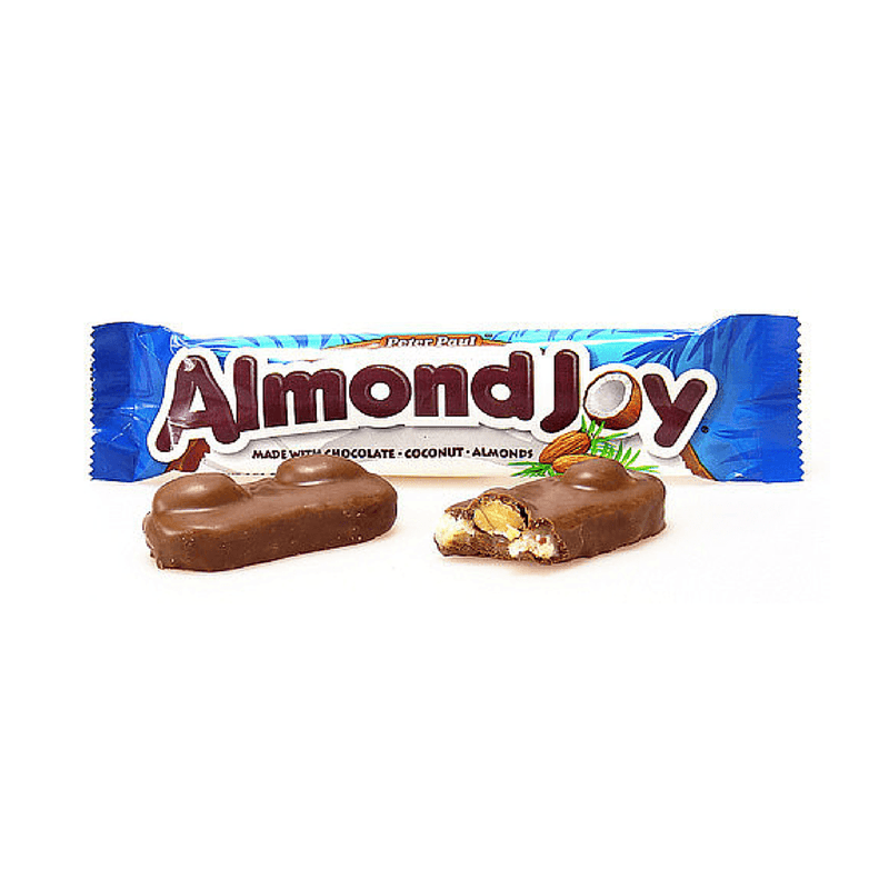 Almond Joy-Coconut Chocolate Bars-Retro Candy