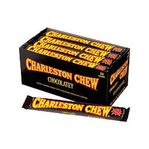 Charleston Chew Chocolate Candy Bars-2 oz