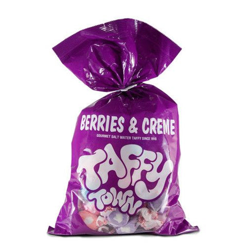 Taffy Town-Salt Water Taffy-Berries & Creme