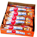 Airheads Candy- Orange Taffy Bars-Retro Candies