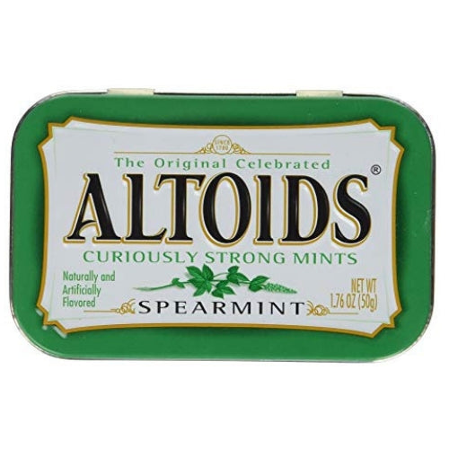 Altoids Spearmint Mints