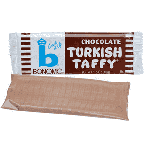 Bonomo Turkish Taffy - Chocolate