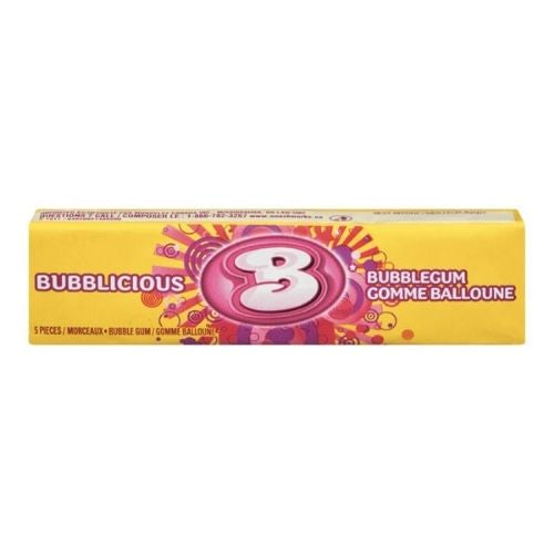Bubblicious Original Bubble Gum
