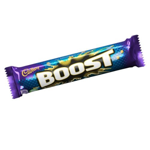 Cadbury Boost British Chocolate Bars