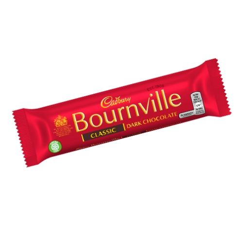 Cadbury Bournville British Dark Chocolate Bars-UK