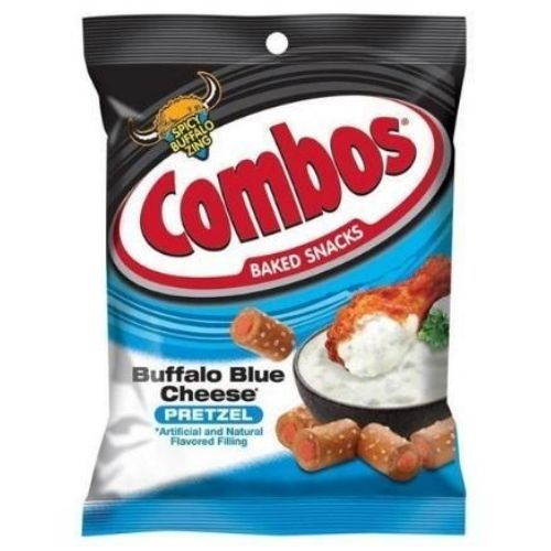 COMBOS Buffalo Blue Cheese Pretzel - 6.3 oz.