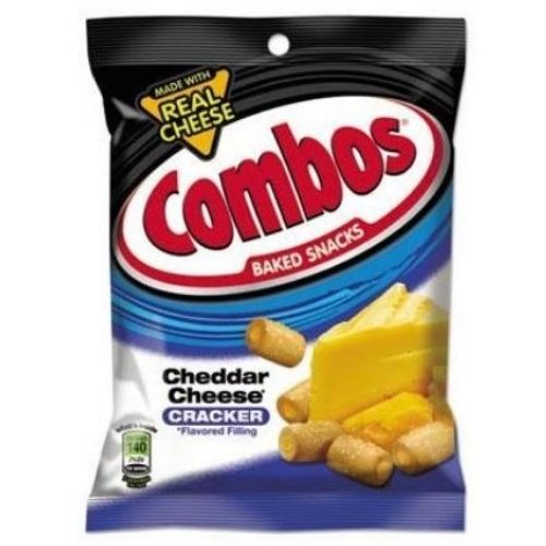 COMBOS Cheddar Cheese Cracker - 6.3 oz.