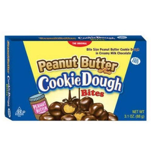 Cookie Dough Bites Peanut Butter Theater Box